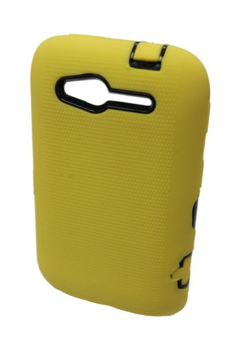 GO HC371 Dual Robot Rubberized Protective Hard Case for H...