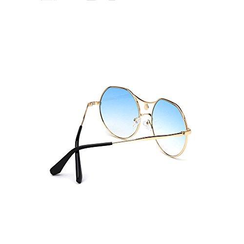 Hecho Las Mujeres Gafas Al De Blue Del Señoras De Mano Del A Gafas Ocio Aire Metal Con Blue De De Las Polarizador Las Marco Sol De Sol De Libre Incrustaciones TzwnqIaxRZ