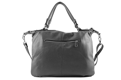 Tote Woman Chloly Brown Bag Smooth Skin qTdxdvFw