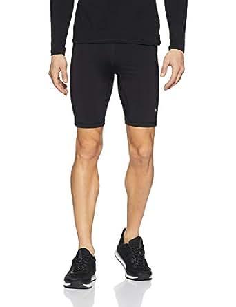 PUMA Men's Core-Run Short Tight, Puma Black, S