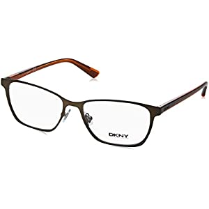 DKNY DY5650 Eyeglass Frames 1222-53 - Satiny Brown