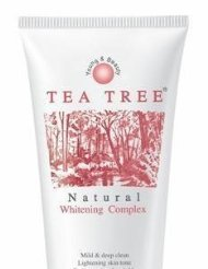 TEA Tree Natural Whitening Complex Lightening Skin Facial Fo