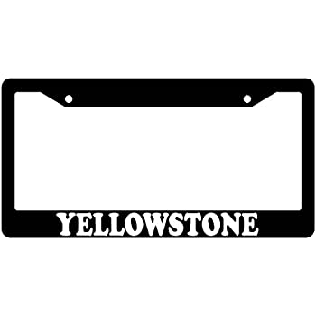 JDM Auto Accessory Black License Plate Frame CLEAN AS FCK