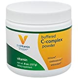 Buffered C Complex 8 Powder by The Vitamin Shoppe Review