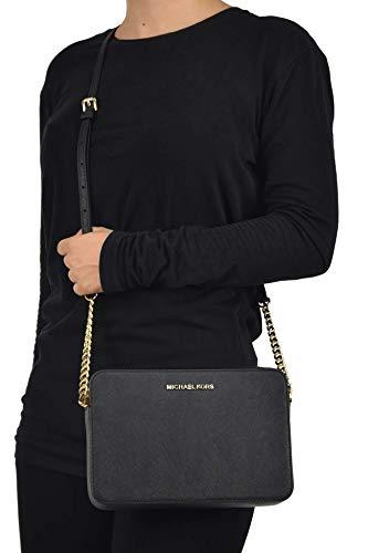 Michael Kors Women's Jet Set Item Crossbody Bag 7