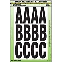 Number/Letters Boat 3in Vinyl by Hy-Ko