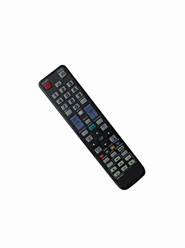 Universal Replacement Remote Control Fit For Samsung HT-C5500/XAC HT-C5530 HT-C5550 3D Blu-ray DVD Home Theater System by HCDZ