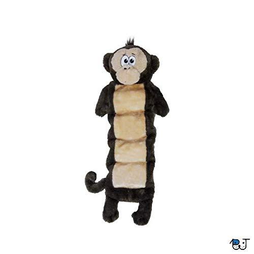 Brinquedo para Cães MegaSqueaker Palz Invincibles® Macaco