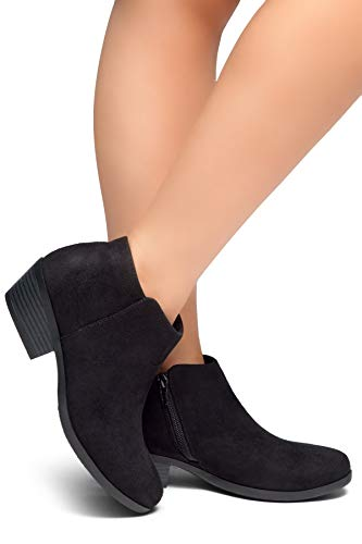 - Herstyle Chatter Casual Boots Black 6.5
