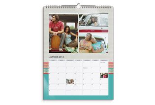 Photobox Calendrier Mural.Photobox Calendrier Mural Simple Article Personnalisable