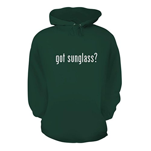 got sunglass? - A Nice Men's Hoodie Hooded Sweatshirt, Forest, - Mens Glasses Costco