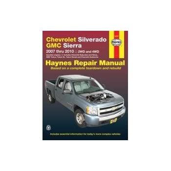 amazon com haynes 24067 chevy silverado gmc sierra repair manual rh amazon com 2006 Silverado Repair Manual PDF 2010 chevy silverado repair manual free download