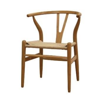 Baxton Studio Claus Wood Chair