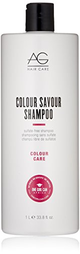 Hair Colour Ag (AG Hair Colour Care Colour Savour Sulfate-Free Shampoo 33.8 fl. oz.)