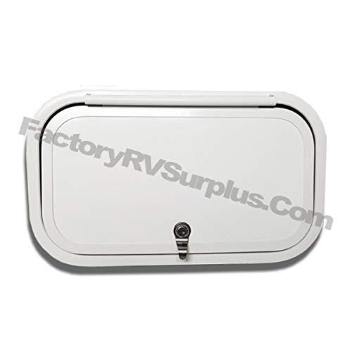 (ToughGrade Round RV Baggage Door 18