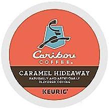 Caribou Coffee Caramel Hideaway Keurig K-Cup, 24 count