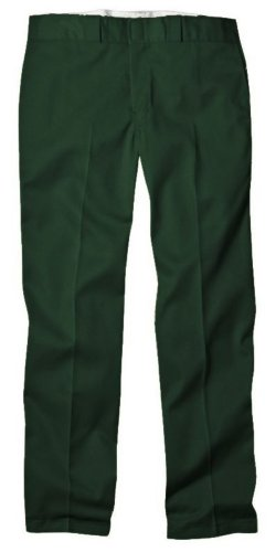 (Dickies Men's Original 874 Work Pant, Hunter Green, 40W x)