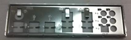 Supermicro MCP-260-00046-0N I//O Shield for C7P67 or X9SRA