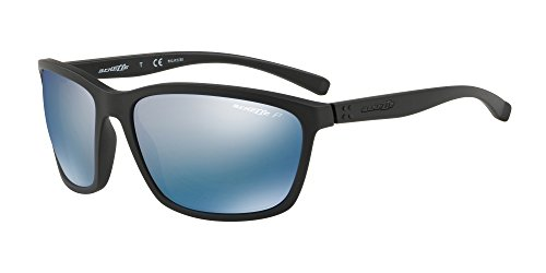 Gafas de 4249 Sol MATTE GREY Arnette BLUE hombre UP AN HANG BLACK rrO6wBq