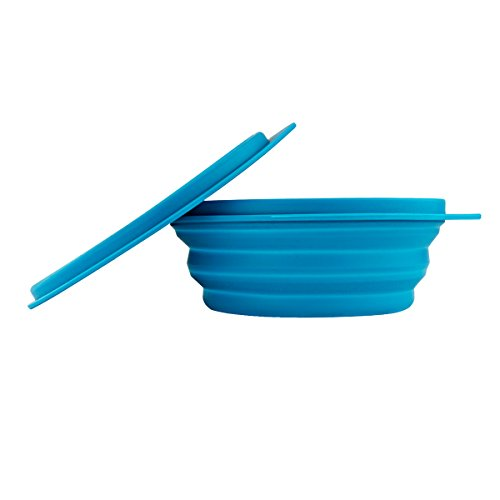 Collapsible Silicone Bowl Camping Space Saving product image
