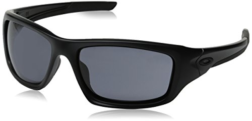 Oakley Men's Valve OO9236-16 Rectangular Sunglasses, Matte Black, 60 - $16 Sunglasses Oakley
