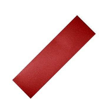 "9"" x 33"" Skateboard Griptape/Grip Tape 1 sheet, Red"