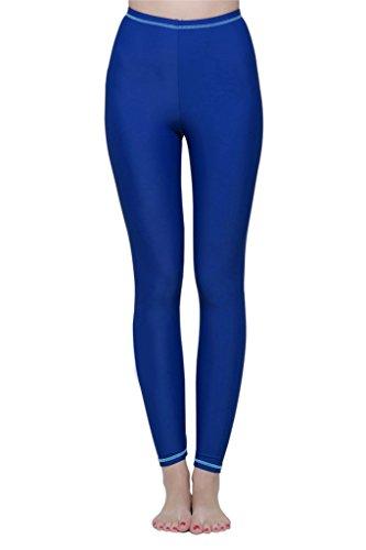 (Women's Long Swim Leggings Swimwear Sun Protection)