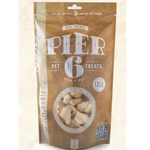 Whole Life Pier 6 Dogfish Freeze Dried Dog Treats