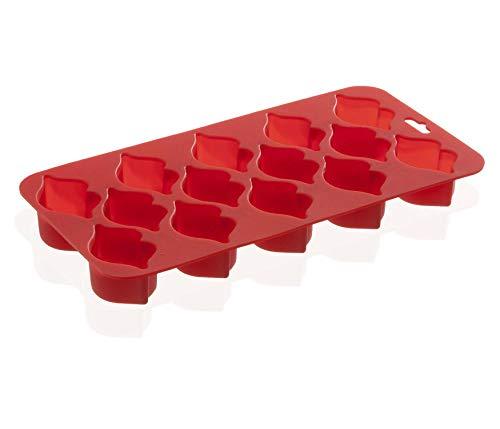 Forma Silicone Etna 392351 Vermelho