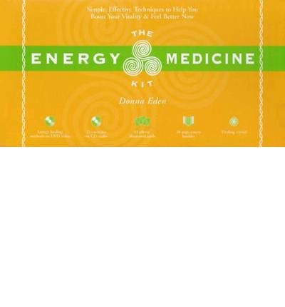 Download [ THE ENERGY MEDICINE KIT ] By Eden, Donna ( Author) 2005 [ DVD ] pdf