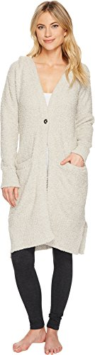 UGG Women's Judith Hooded Cardigan Driftwood 1 Medium / Large