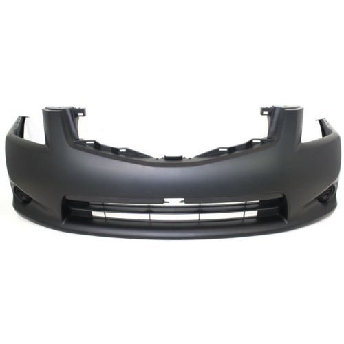 Go-Parts OE Replacement for 2010-2012 Nissan Sentra Front Bumper Cover 62022-ZT51J NI1000271 For Nissan Sentra
