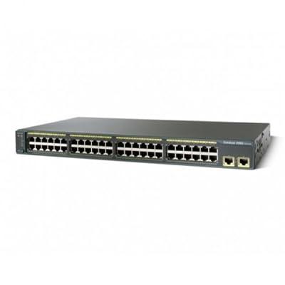 Cisco WS-C2960-48TT-L 2960 48 Port 10/100 Catalyst Switch