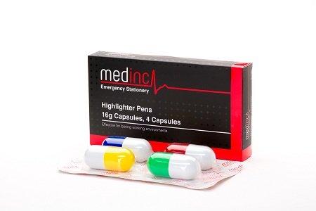 medinc-highlighter-pill-pen-4-pack-in-mock-medication-packaging