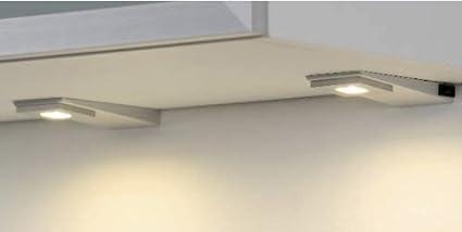Lampada per sottopensile led quadrato amazon casa e cucina