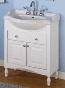 narrow bathroom vanity and sink 26 quot narrow depth bathroom vanity base 23844