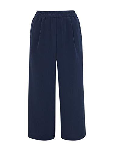 Pants taglia Donna Pantaloni Tailor 48 Blu Tom Navy 10360 Produttore 42 nos Easy Culotte Real Blue qBxnwAxH