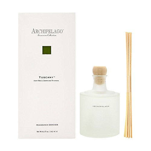 Archipelago Botanicals Excursion Reed Diffusers Large 8 oz
