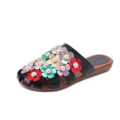 5 Blushing Party UK5 amp;Amp; Sandals Pearl EU38 Women'S Walking Summer Patent US7 Evening Soles Soles CN38 5 Green Heellight RTRY Wedding Dress Leather Light Chunky Light qpg18H