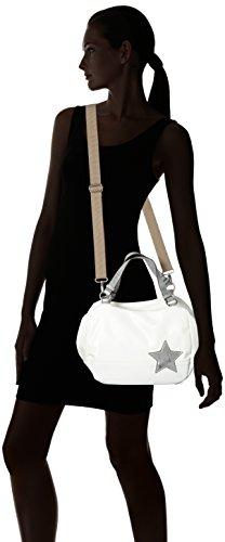 Kansas Wristlet Handbag Mustang White offwhite Candy Women's Lhz v1ggx45qfw
