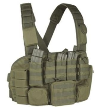 VooDoo Tactical 20-9931004421 Chest Rig, OD, 3X-Large/5X-Large