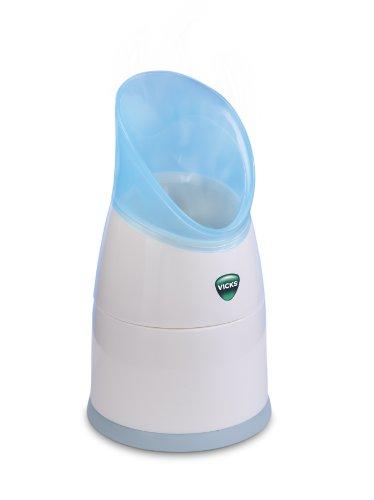 Vicks Inhaler de vapeur personnelle avec deux plaquettes de parfum Inclus