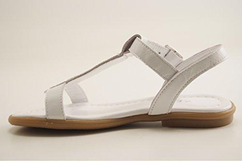 TOUPIE Blanc Blanc Sandale ETI Reqins Salome RTgaq7qZ