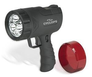 Thor X Sirius 9 Watt Rechargable (Sirius 9w Rechargeable Handheld Spotlight)
