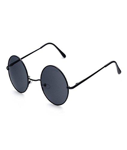 Sunfei Men Women Round Square Vintage Mirrored Sunglasses Eyewear Outdoor Sports Glasse - M Street Sunglasses