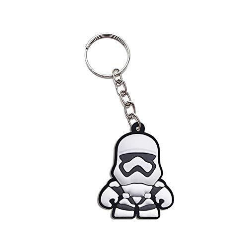 Chaveiro Emborrachado Cute Trooper