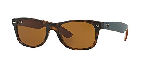 Ban New Wayfarer brown Ray Matte Rb2132 Havana E0Ownxd7