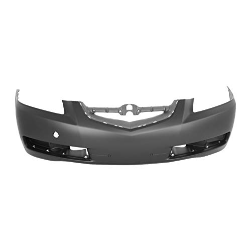 MBI AUTO - Painted to Match, Front Bumper Cover Fascia for 2004 2005 2006 Acura TL 04-06, AC1000149