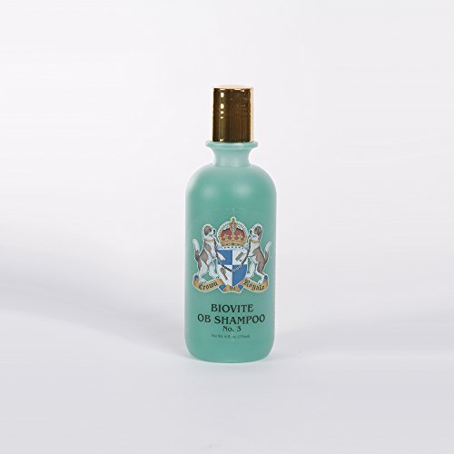 Image of Crown Royale Biovite Formula 3 Shampoo 8oz Ready to Use
