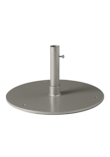 Tropitone by Casual Living Table Height Steel Plate Base, 24
